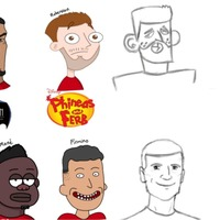 Liverpool fans need to see this artist's cartoon representation of the Reds XI