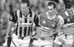 The Irish News Archive - Sep 13 1998: Offaly skin Kilkenny to bag All-Ireland hurling final glory