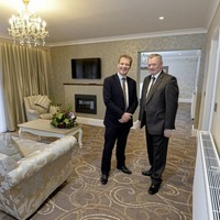 Antrim's Dunadry Hotel undertaking multi-million pound refurbishment ahead of The Open