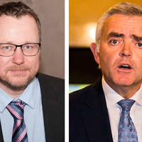 Jonathan Bell refutes his former spad's 'bullying' claims