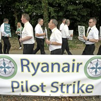 Ryanair boss Michael O'Leary says staff strikes necessary to keep fares low