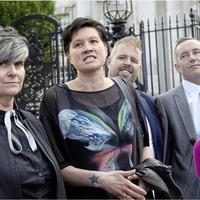 NI marriage ban for same-sex couples 'unlawful discrimination', court told