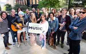 UK music industry heads welcome vote to change EU copyright laws
