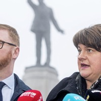 Arlene Foster and Simon Hamilton 'played down senior spad's role in delaying cost controls'