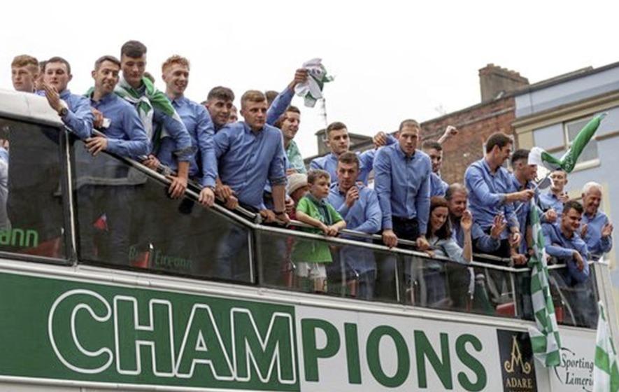 All-Ireland champions Limerick land 15 Allstar nominations ...