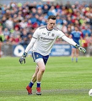 Monaghan and Tyrone dominate the 2018 Irish News Allstars select