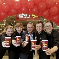 Insomnia Coffee to open 15 outlets in the north over the next four years
