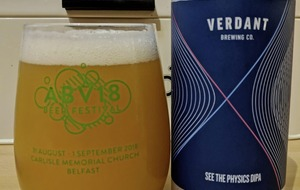Beer: Verdant maintain their fine reputation but not everyone has to brew one
