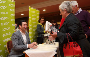 Sean Cavanagh talks about 'hero' Cormac McAnallen