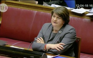 RHI inquiry: Arlene Foster's written statement released