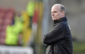 Anybody who says Cliftonville out of title race already is talking rubbish says boss Barry Gray