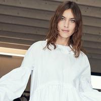 Alexa Chung: My 'daunting' first London fashion Week Show