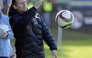 McAree appointed Coleraine manager