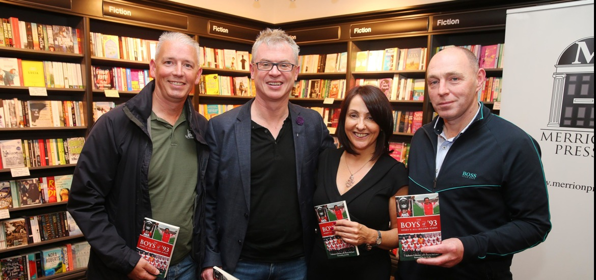 The Boys of 93 book launch