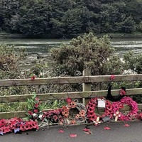 Damage to Narrow Water memorial repaired amid reports football fans were responsible