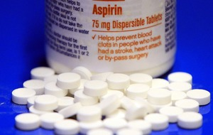 Aspirin dose every day unnecessary for healthy older people – study