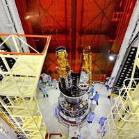 Blast off for rocket with first all-British radar satellite