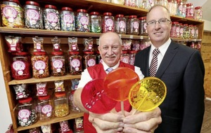 East Belfast sweet shop Aunt Sandra's announces £300k expansion