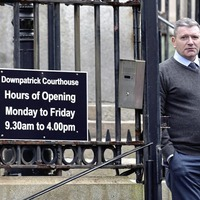 Taxi driver who deliberately drove at passenger who refused to pay fare narrowly escapes jail