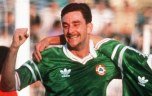 On This Day - September 18, 1958: Former Republic of Ireland striker John Aldridge is born