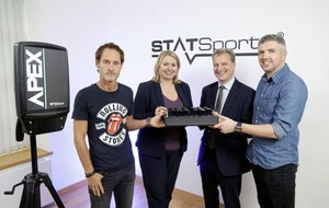 Newry-based STATSports to take on 237 staff in multi-million pound global expansion