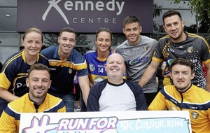 Sam Maguire to make an appearance at 'Run for Anto' event at the Falls Park