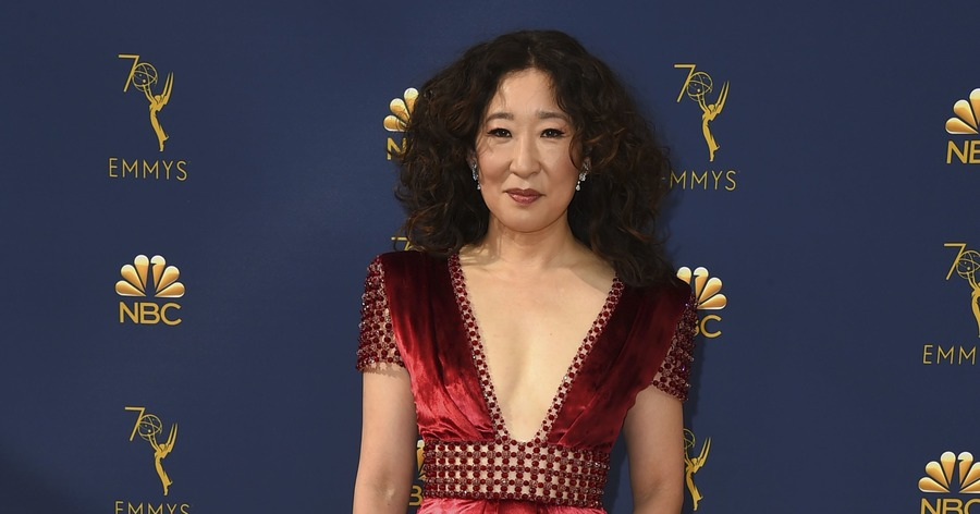 Fans Disappointed By Killing Eve Star Sandra Oh 39 S Emmys