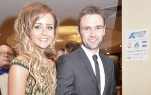 William Dunlop's partner gives birth to baby daughter