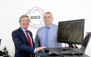 Belfast-based space technology firm 3DEO NI announces major recruitment drive