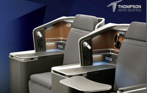 Airplane seats maker Thompson Aero flying high under Chinese ownership