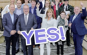 Coleraine businesses say 'Yes' to a BID