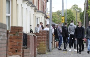 Concerns raised about anti-social behaviour in Holyland area as students return