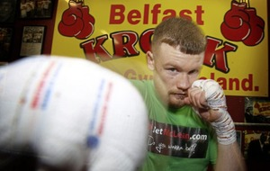 James Tennyson determined to make his mark in Boston world title rumble with Tevin Farmer