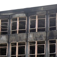 Former Derry school extensively damaged in arson attack