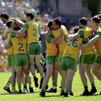 Donegal able to look back - and forward - with great positivity