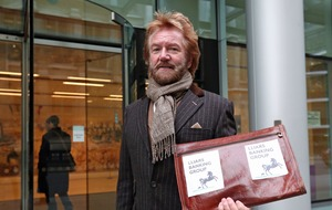 Noel Edmonds brands Archbishop of Canterbury 'evil' over Lloyds investment