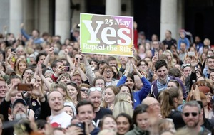 Eighth Amendment officially removed from the Irish constitution