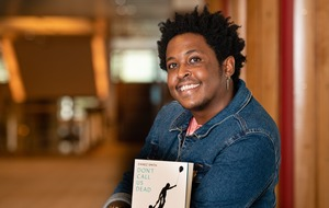 Danez Smith becomes youngest best collection winner at Forward Prizes for Poetry