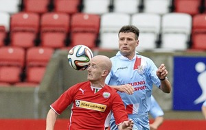 Wounded Cliftonville cruise past hapless Lisburn Distillery for morale-boosting Co Antrim Shield win