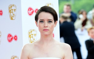 Claire Foy refused to wear a padded bra for her latest film role