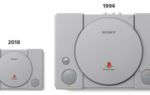 Sony reveals PlayStation Classic mini console