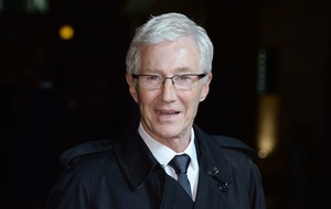 Paul O'Grady reveals homophobic taunts at husband on flight