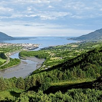 Plans for glamping pods overlooking Carlingford Lough recommended for approval by council