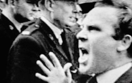 DUP accused of 'sectarianising' 1968 commemoration