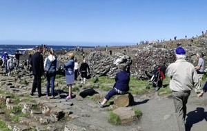 Travel: Giant's Causeway not the world's only basalt columns but probably the best