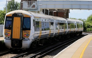 Train delayed by driver stuck in on board toilet
