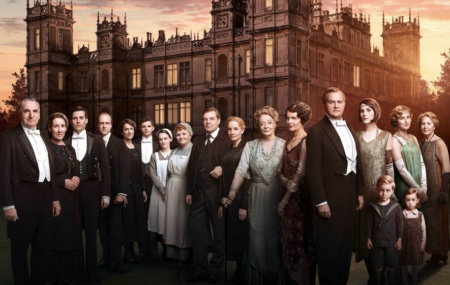 Downton Abbey film release date announced
