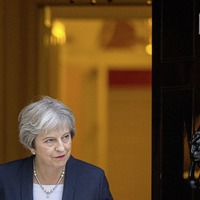 May still clinging to Chequers as she urges EU chiefs to evolve their position on exit deal