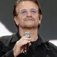 Bono discusses Irish abuse with Pope Francis at Vatican meeting