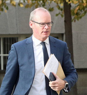 Tánaiste Simon Coveney calls for Brexit talks to be ramped up